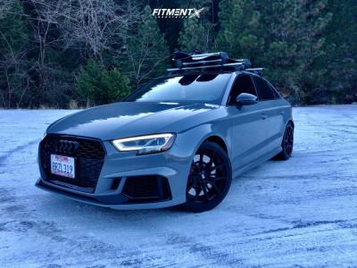 2020 Audi RS3 - 19x8.5 45mm - Neuspeed Rse10 - Stock Suspension - 235/35R19