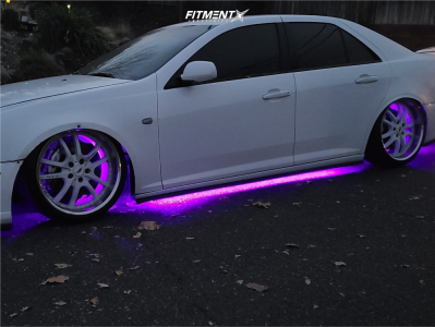 2006 Cadillac STS - 20x10 35mm - MKW M073 - Air Suspension - 235/35R20