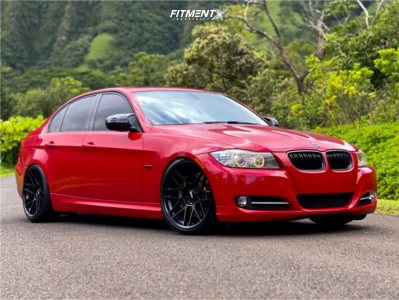 2010 BMW 335i - 19x9 28mm - Apex Arc-8 - Coilovers - 225/35R19