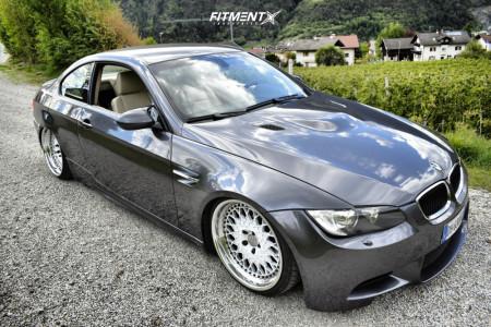 2007 BMW 3 Series - 19x9.5 22mm - Heritage Fuji - Air Suspension - 225/35R19