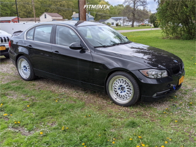 2008 BMW 335xi - 18x8.5 30mm - Shift Crank - Coilovers - 235/40R18