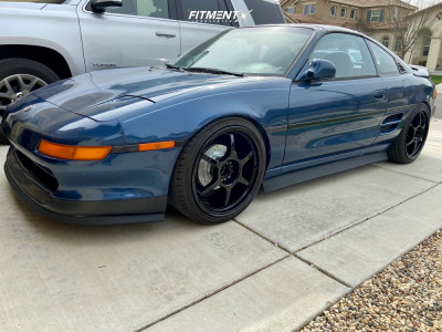 1992 Toyota MR2 - 18x7.5 35mm - Enkei OR52 - Coilovers - 215/40R18