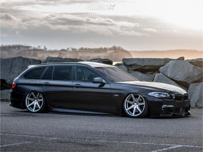 2012 BMW 535i - 20x9 32mm - Rohana Rc7 - Air Suspension - 225/35R20