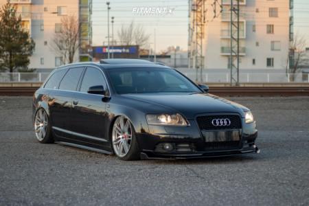 2005 Audi A6 Quattro - 20x9 35mm - Audi Speedline - Air Suspension - 225/35R20