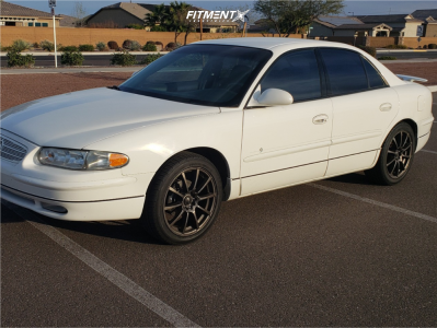 2003 Buick Regal - 18x8 40mm - Focal F-20 - Coilovers - 235/45R18
