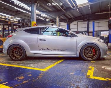 2010 Porsche 911 - 18x8 48mm - OZ Racing Ultraleggera - Coilovers - 235/40R18