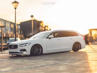 2018 Volvo V90 - 20x10 38mm - ABS F23 - Air Suspension - 235/30R20