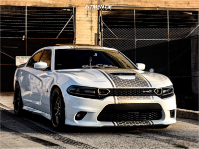 2019 Dodge Charger - 20x9 18mm - Niche M227 - Stock Suspension - 245/45R20