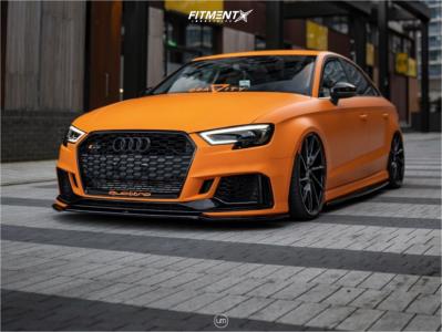 2019 Audi RS3 - 20x8.5 40mm - Vossen Cvt - Air Suspension - 235/30R20