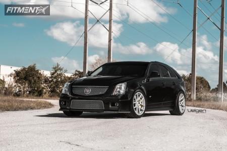 2014 Cadillac CTS-V - 20x9 35mm - Velgen Vmb5 -  - 285/35R20