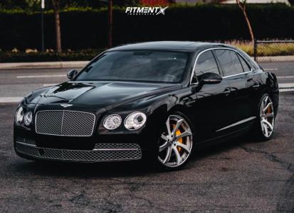 2016 Bentley Flying Spur - 22x11 15mm - Forgiato Finestro - Air Suspension - 305/30R22