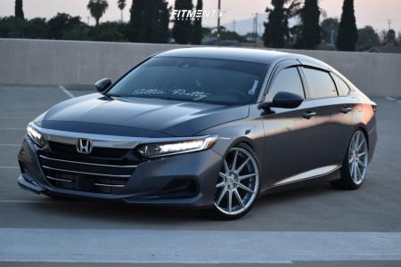 2021 Honda Accord - 20x9 35mm - Autobahn  - Coilovers - 235/25R20