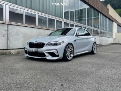 2020 BMW M2 - 19x9.5 20mm - Ferrada Fr4 - Coilovers - 245/35R19