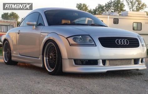 2000 Audi TT Quattro - 18x8.5 15mm - BBS Lm - Air Suspension - 225/40R18