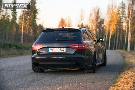 2014 Audi RS4 - 20x11 30mm - Rohana Rfx10 - Coilovers - 265/30R20