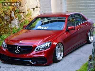 2014 Mercedes-Benz E250 - 19x10 30mm - RH Topline AB - Air Suspension - 225/35R19