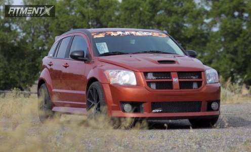 2008 Dodge Caliber - 20x9 38mm - Niche Invert - Stock Suspension - 235/35R20