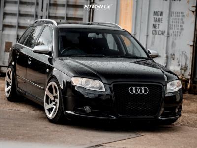 2004 Audi A4 Quattro - 18x9.5 40mm - 3SDM 0.06 - Coilovers - 225/40R18