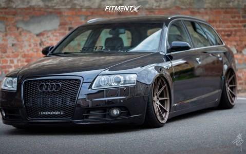 2008 Audi A6 - 20x10 45mm - ABS F22 - Air Suspension - 245/30R20