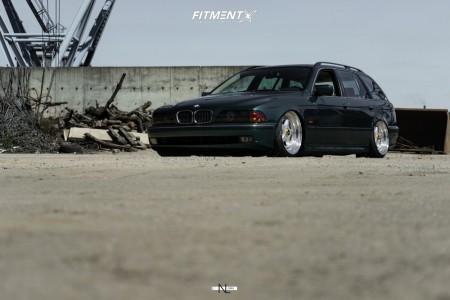 2000 BMW 540i - 19x9.5 20mm - BBS Rf - Air Suspension - 225/35R19