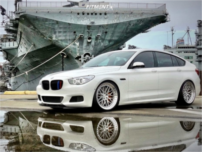 2014 BMW 535i GT - 21x9.5 18mm - BC FORGED Sister Brand - Signature One - Coilovers - 245/35R21