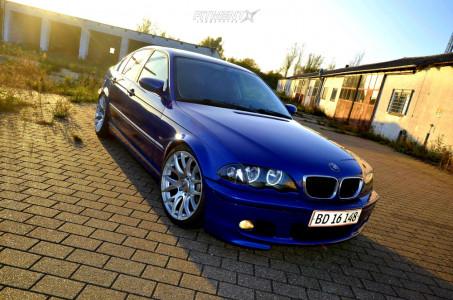 1998 BMW 323i - 18x9.5 35mm - 3sdm 0.01 - Coilovers - 225/35R18