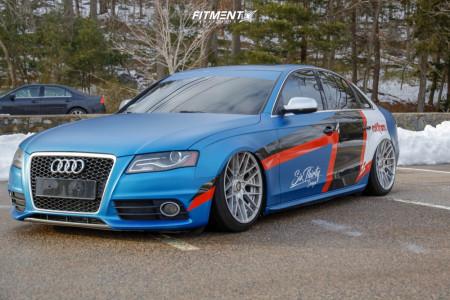 2010 Audi S4 - 19x10 35mm - Rotiform Rse - Air Suspension - 255/35R19