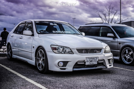 Is Lexus Base Raceland Coilovers Enkei Rs M Silver