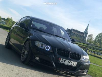 2010 BMW 3 Series - 19x9.5 35mm - Rohana Rfx7 - Coilovers - 225/35R19