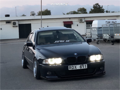 2000 BMW 540i - 18x10 19mm - Rondell 0058 - Coilovers - 225/35R18