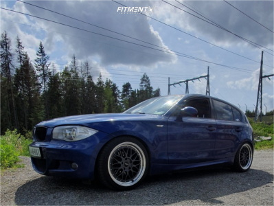 2007 BMW 1 Series M - 18x8 35mm - Inter Action B9 - Coilovers - 225/40R18