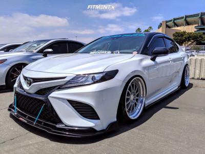 2019 Toyota Camry Heritage Hokkaido Airtekk Custom Offsets
