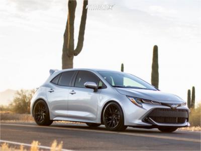 Buy Tires Online >> 2019 Toyota Corolla Enkei Tm7 Rsr Lowering Springs ...
