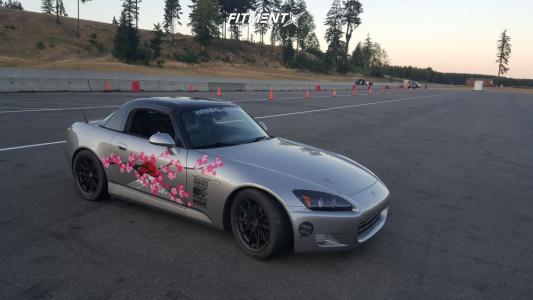 Tr Motorsport C3 17x9 62