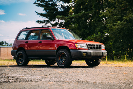 The Best Subaru Forester 2001 Lifted