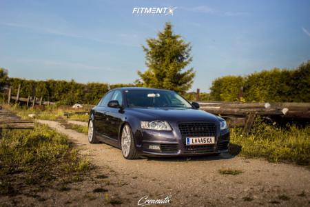 2010 Audi A6 Quattro - 20x8.5 45mm - Rotiform Kps - Coilovers - 245/30R20