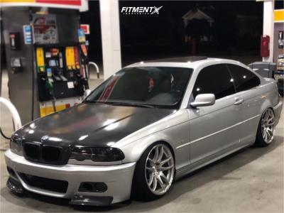 BMW 330Ci | Fitment Industries