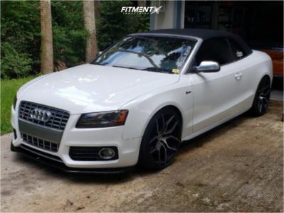 2012 Audi S5 - 20x10 30mm - 3sdm 0.50sf - Air Suspension - 275/30R20