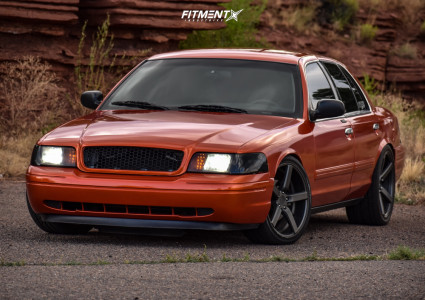 26+ Lowered Crown Vic On 20S