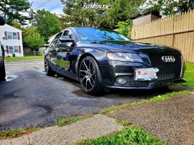 2011 Audi A4 Quattro - 19x9.5 40mm - RSR R702 - Coilovers - 225/45R19