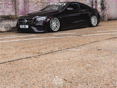 2019 Mercedes-Benz E300 - 19x10 35mm - Rotiform Rse - Air Suspension - 245/45R19