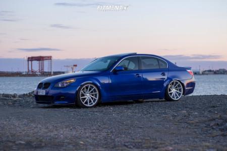 2003 BMW 530i - 20x8.5 20mm - Vossen Cvt - Coilovers - 225/30R20