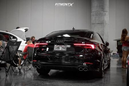 2019 Audi S5 Sportback - 20x9 27mm - Niche Methos - Lowering Springs - 265/30R20