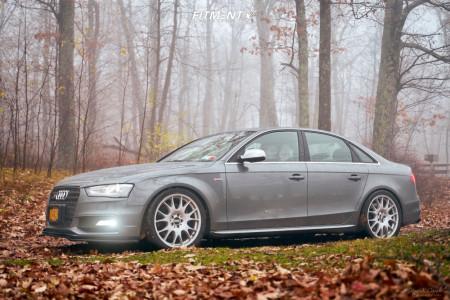 2014 Audi S4 - 19x8.5 35mm - BBS Ch - Lowering Springs - 265/35R19