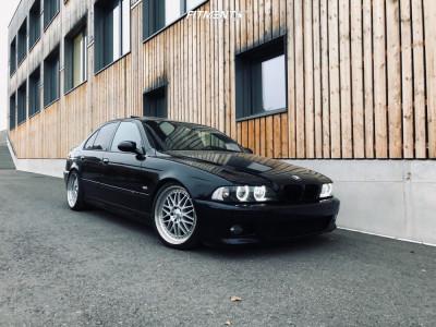 2000 BMW M5 - 19x8.5 14mm - Rial Daytona - Coilovers - 235/35R19