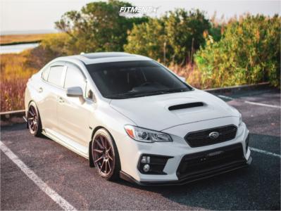 Subaru Financing Deals >> 2019 Subaru Wrx Enkei Ts10 Hr | Custom Offsets