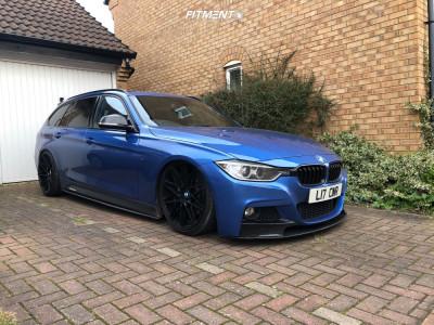 2015 BMW 320i xDrive - 20x9 42mm - 1AV Zx4 - Air Suspension - 225/35R20
