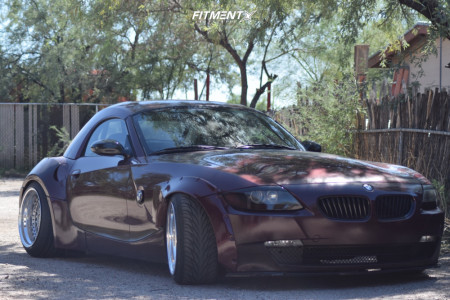 2003 BMW Z4 - 17x10.5 19mm - BBS Rs - Coilovers - 235/40R17