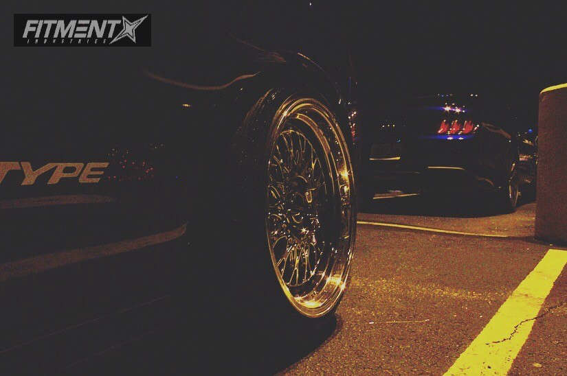 Tucked 2006 Acura RSX with 17x8.5 Arc Wheels Ar01 & Nankang NS-20 215/45 on Coilovers - Fitment Industries Gallery