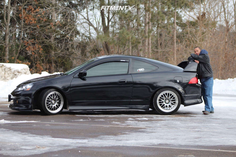 Nearly Flush 2006 Acura RSX with 17x8 XXR 531 & Hankook Ventus 215/45 on Lowering Springs - Fitment Industries Gallery
